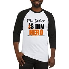 KidneyCancerHero Father Baseball Jersey