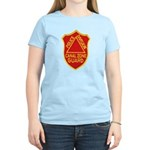 Canal Zone Police Division Women's Light T-Shirt