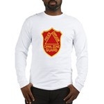 Canal Zone Police Division Long Sleeve T-Shirt