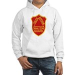 Canal Zone Police Division Hooded Sweatshirt