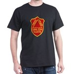 Canal Zone Police Division Dark T-Shirt
