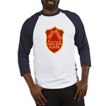 Canal Zone Police Division Baseball Jersey