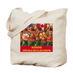 Drum & Bugle Corps Tote Bag