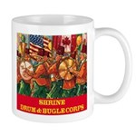 Drum & Bugle Corps Mug