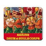 Drum & Bugle Corps Mousepad