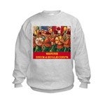Drum & Bugle Corps Kids Sweatshirt