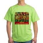 Drum & Bugle Corps Green T-Shirt