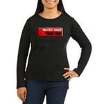 Pinata Time Women's Long Sleeve Dark T-Shirt