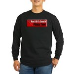 Pinata Time Long Sleeve Dark T-Shirt