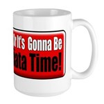 Pinata Time Large Mug