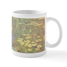MONET Water Lilies 1920 Mug