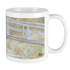 MONET Water Lily Pond bridge Mug