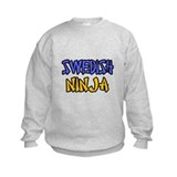 """Swedish Ninja"" Sweatshirt"