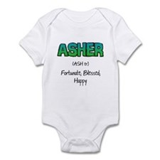 Asher Infant Bodysuit