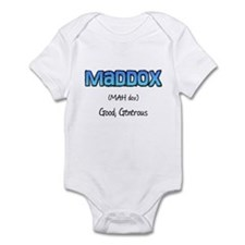 Maddox Infant Bodysuit