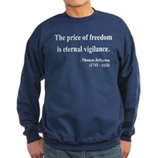 Thomas Jefferson 2 Sweatshirt