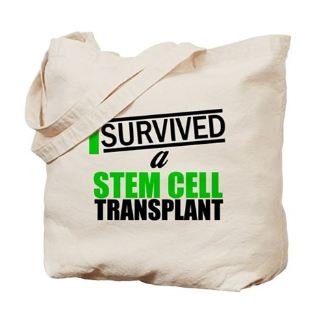 StemCellTransplant Survivor Tote Bag