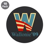 Wallonie'09 Big Badge x 10