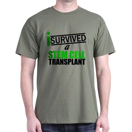 StemCellTransplant Survivor Dark T-Shirt
