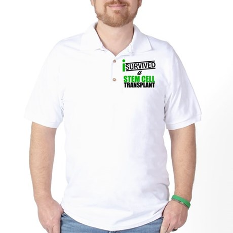 StemCellTransplant Survivor Golf Shirt