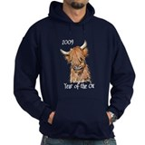 2009 Year Of The Ox Hoody