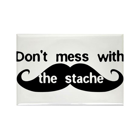The Stache Magnet