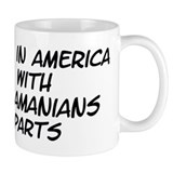 Panamanians Parts Mug