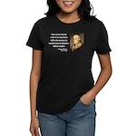 Thomas Jefferson 19 Women's Dark T-Shirt