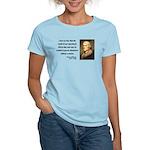 Thomas Jefferson 19 Women's Light T-Shirt