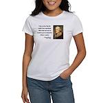Thomas Jefferson 19 Women's T-Shirt