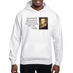 Thomas Jefferson 19 Hooded Sweatshirt