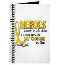 Heroes All Sizes 1 (Cousin) Journal