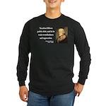 Thomas Jefferson 26 Long Sleeve Dark T-Shirt