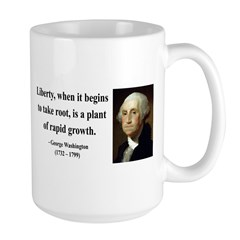 George Washington 2 Large Mug