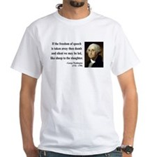 George Washington 3 Shirt