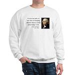 George Washington 6 Sweatshirt