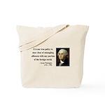 George Washington 6 Tote Bag