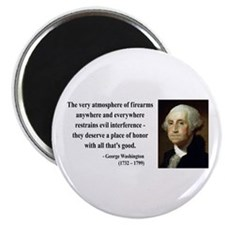 "George Washington 13 2.25"" Magnet (10 pack)"