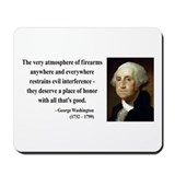 George Washington 13 Mousepad