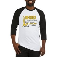 Heroes All Sizes 1 (Little Boy) Baseball Jersey