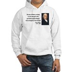 James Madison 3 Hooded Sweatshirt