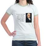 James Madison 9 Jr. Ringer T-Shirt