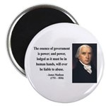 James Madison 9 Magnet