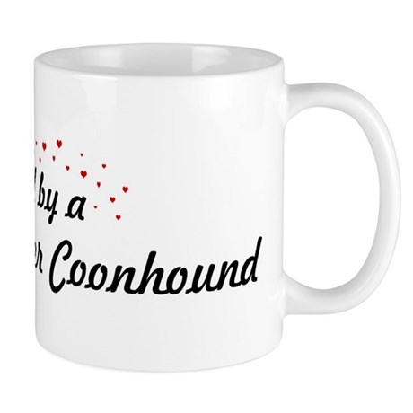 Loved By Treeing Walker Coonh Mug