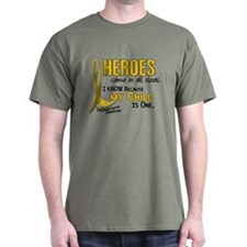 Heroes All Sizes 1 (Child) T-Shirt