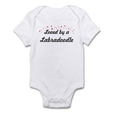 Loved By Labradoodle Infant Bodysuit