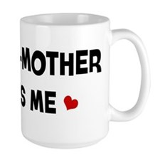 Step-mother loves me Mug
