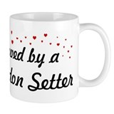 Loved By Gordon Setter Mug