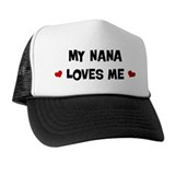 Nana loves me Trucker Hat