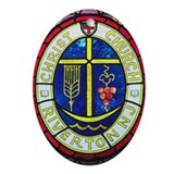 Christ Church Riverton Emblem Oval Ornament